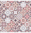 decorative background in ethnic style vector image vector image