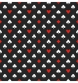 Seamless pattern with suits vector image vector image
