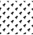 chick pattern vector image vector image
