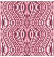 stripy composition vector image vector image