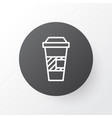 coffee cup icon symbol premium quality isolated vector image
