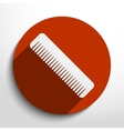 hair salon tools vector image