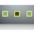 00133 Interior 11 vector image vector image