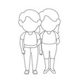 couple icon image vector image vector image