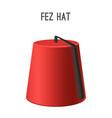 Fez hat national headwear people