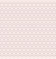 minimalistic seamless pattern black rhombuses vector image vector image