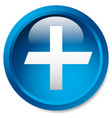 medical healthcare first-aid plus cross icon vector image
