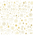 Christmas gift tags set vector image