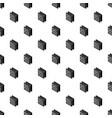 glass construction block pattern seamless vector image