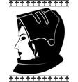 jeanne darc vector image