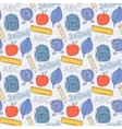 Seamless school pattern