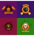 Halloween Celebration Concepts vector image vector image