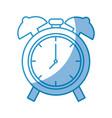clock icon image vector image