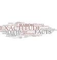 exactitude word cloud concept vector image vector image