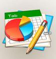 Finance icon-2 vector image