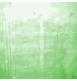 Green Messy Wall vector image