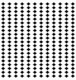 diamonds pattern rhombus pattern vector image