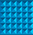 dimension pattern blue color vector image vector image