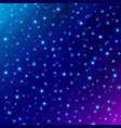 abstract universe scientific outer space on dark vector image vector image