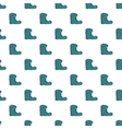 Boots pattern cartoon style vector image vector image