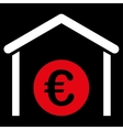 Storage icon from BiColor Euro Banking Set vector image