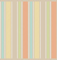 pastel bacolor fun striped seamless background vector image vector image