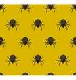 Spiders pattern vector image