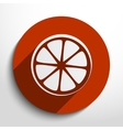 lemon web icon vector image