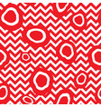 abstract seamless pattern dotted line texture dot vector image vector image