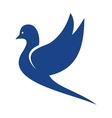 dove peace icon vector image vector image