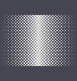 rhombus halftone pattern abstract geometric vector image vector image