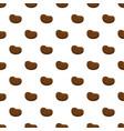 steak pattern seamless vector image