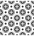 ornamental seamless pattern traditional texture vector image vector image