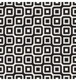 Seamless Wavy Round Lines Irregular vector image vector image