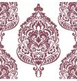 Vintage Damask Pattern ornament