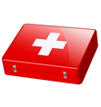 First Aid vector image