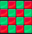 green and red tiles texture seamless vector image