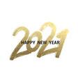 2020 new year cart new year vector image