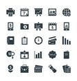 Finance Cool Icons 5 vector image vector image