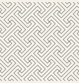 seamless geometric pattern simple abstract vector image vector image