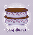 baby shower design ilustration icon baby vector image vector image