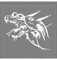 Dragon textural background