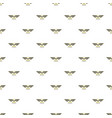 elite air force pattern seamless vector image vector image