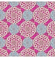 Ornamental arabic pattern abstract vector image