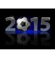 Football year vector image vector image