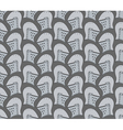 seamless pattern with medieval helmets vector image vector image