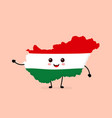 Cute funny smiling happy hungary