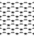 Student pattern seamless vector image vector image