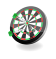 Darts vector image