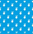 perfume bottle modern pattern seamless blue vector image vector image
